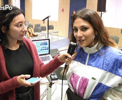 Chilla à Sciences Po : les femmes et l'industrie musicale