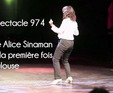 Marie-Alice Sinaman à Toulouse