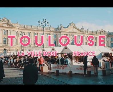 Toulouse – La ville rose