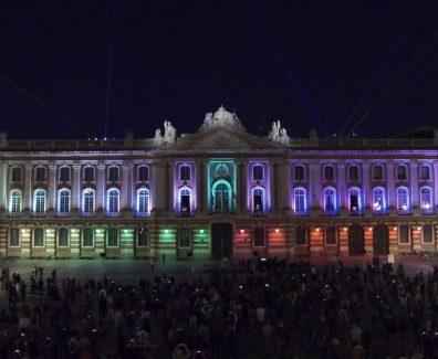 Le Capitole en lumière