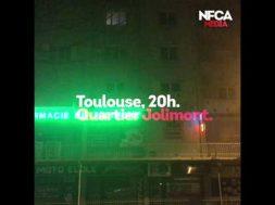 Le quartier Jolimont rend hommage aux soignants