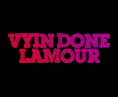 SOFAZ – Vyin done l'amour