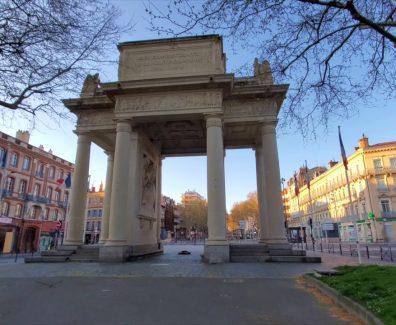 Toulouse en Confinement