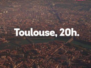 Toulouse rend hommage aux soignants