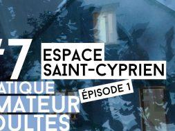 L'Espace Saint Cyprien au Festival de la Photo