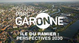 L'île du Ramier, découvrez les futurs aménagements.