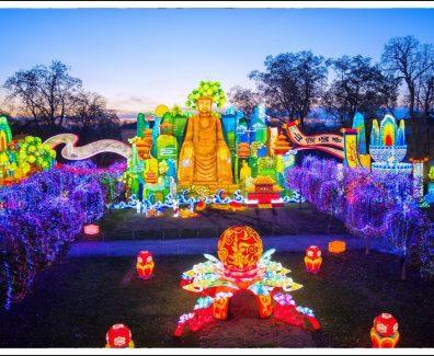 Le festival des lanternes bientôt à Blagnac